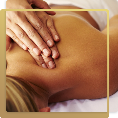 Trigger point couple massage